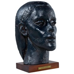 Joseph Konzal Bust of Martha Graham