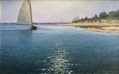 Soft Light, Nantucket Harbor