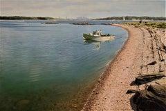 The Boston Harbor Islands Project, The Western Cove, Rainsford Island