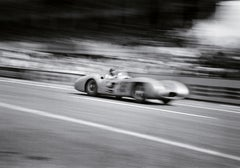 Need For Speed (1954) - Silver Gelatin Fibre Print