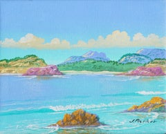 Tropical Dreaming by Joseph Parker Visionary Modern Art