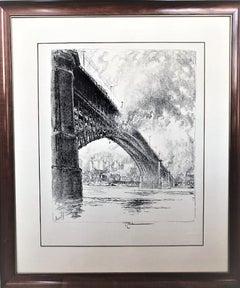 Eads Bridge, St. Louis.