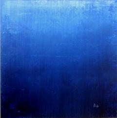 Blue #2 Mediterranean, Painting, Acrylic on Canvas