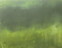 Green #1, Painting, Acrylic on Canvas