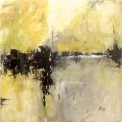 River Rain, Painting, Acrylic on Canvas