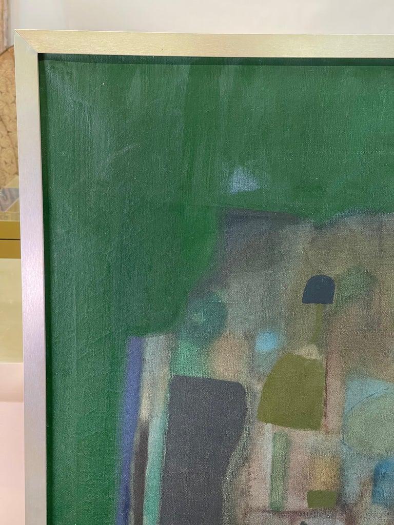 Joseph Raffaele, Abstract Oil on Canvas, 1958 For Sale 3