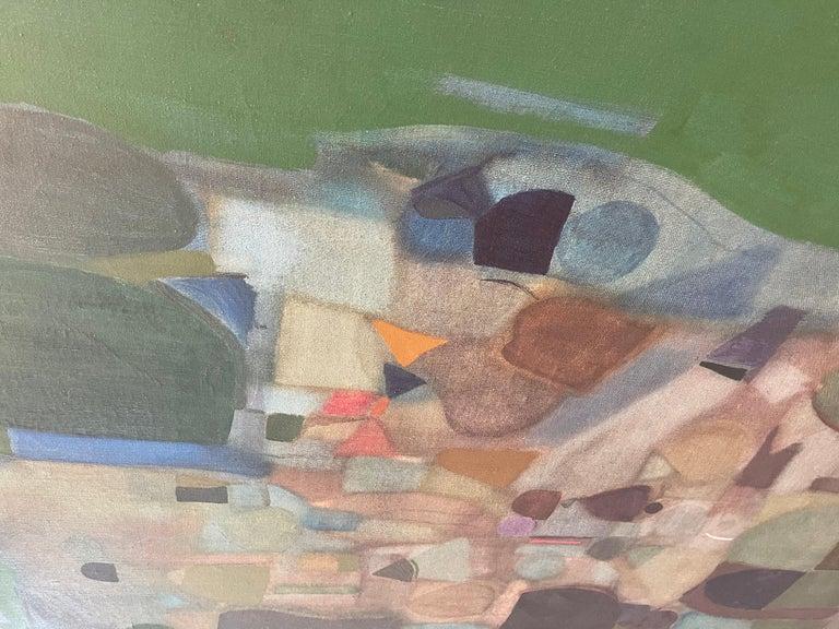Joseph Raffaele, Abstract Oil on Canvas, 1958 For Sale 12