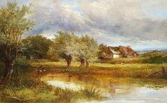 The Farmyard Pond