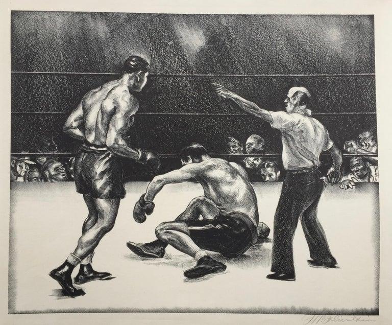 Joseph W. Golinkin Figurative Print - AT CHICAGO