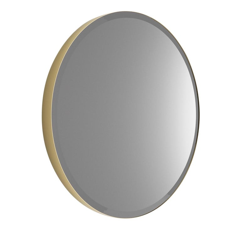 Italian Josephine Oval Mirror For Sale