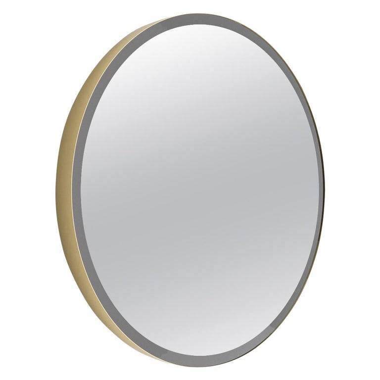 Josephine Oval Mirror For Sale