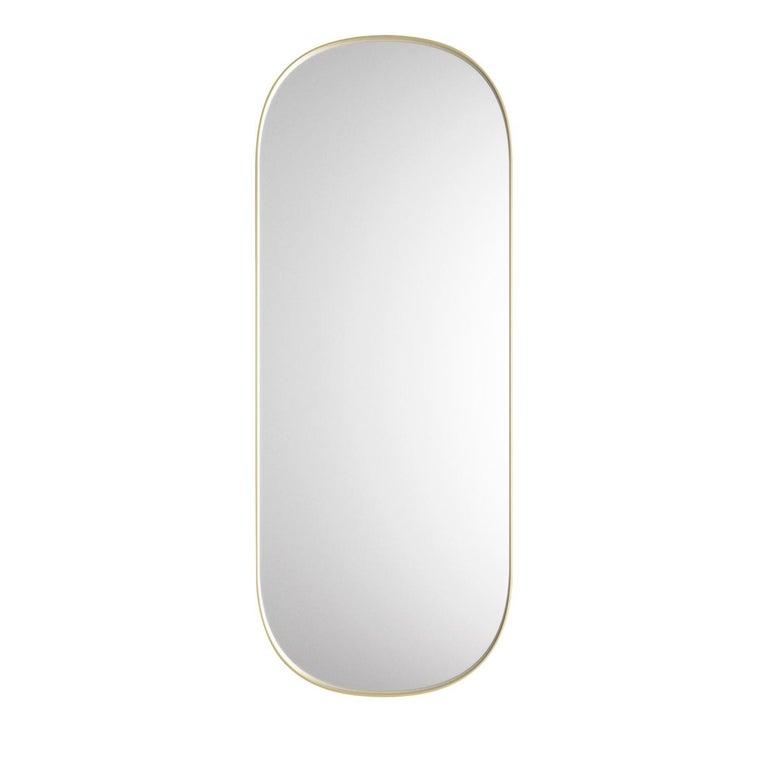 Italian Josephine Rectangular Mirror For Sale