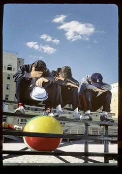 Beastie Boys, 1985