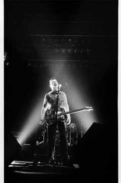 Joe Strummer on Stage