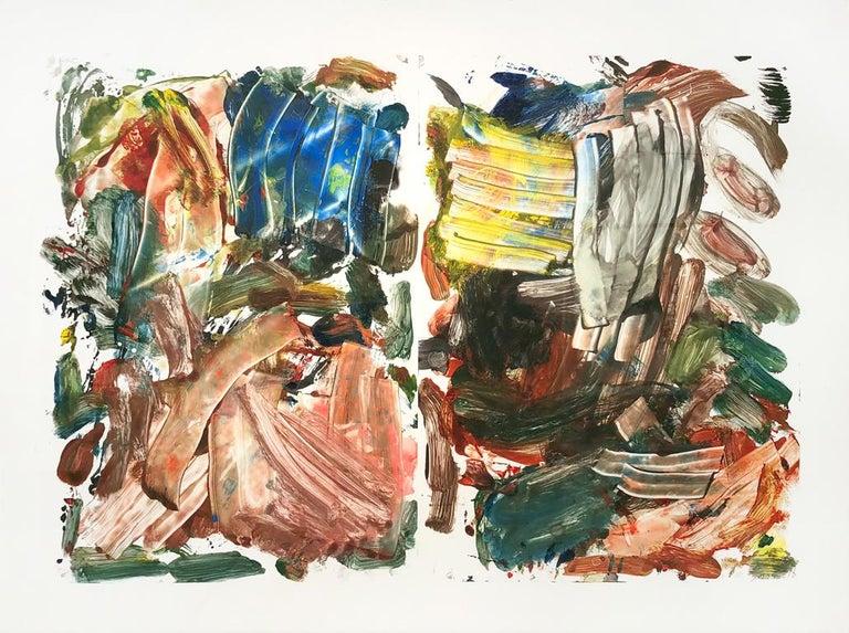 Josh Smith Print - Untitled II