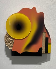 Paint Abstract Sculptures