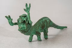 Bronze Sculpture: 'Slimersaurus'