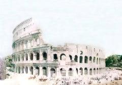 Coliseum, Joshua Jensen-Nagle, Archival Inkjet Print