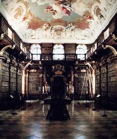 Melk Abbey, Joshua Jensen-Nagle, Archival Inkjet Print