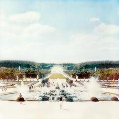 Versailles Gardens, Joshua Jensen-Nagle, Archival Inkjet Print