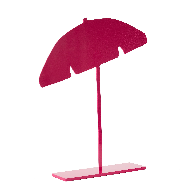 Beach Umbrella (Fuchsia)