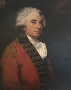 Portrait of Colonel Albemarle Bertie (1755-1824) Later 9th Earl of Lindsey