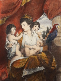Cornelia, Lady Cockburn and Her Children