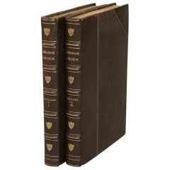 "Josiah Gilbert Holland's ""the Life of Abraham Lincoln"" First Edition"