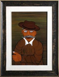 """Portrait of a Man"" by Josip Horvat"