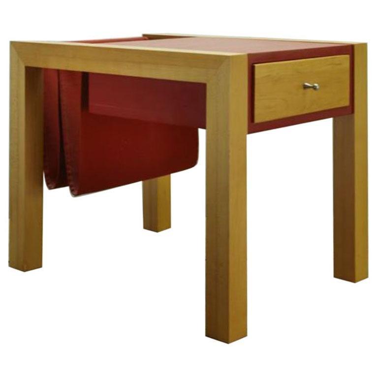 Joué Side Table by Jean-Baptiste Van den Heede