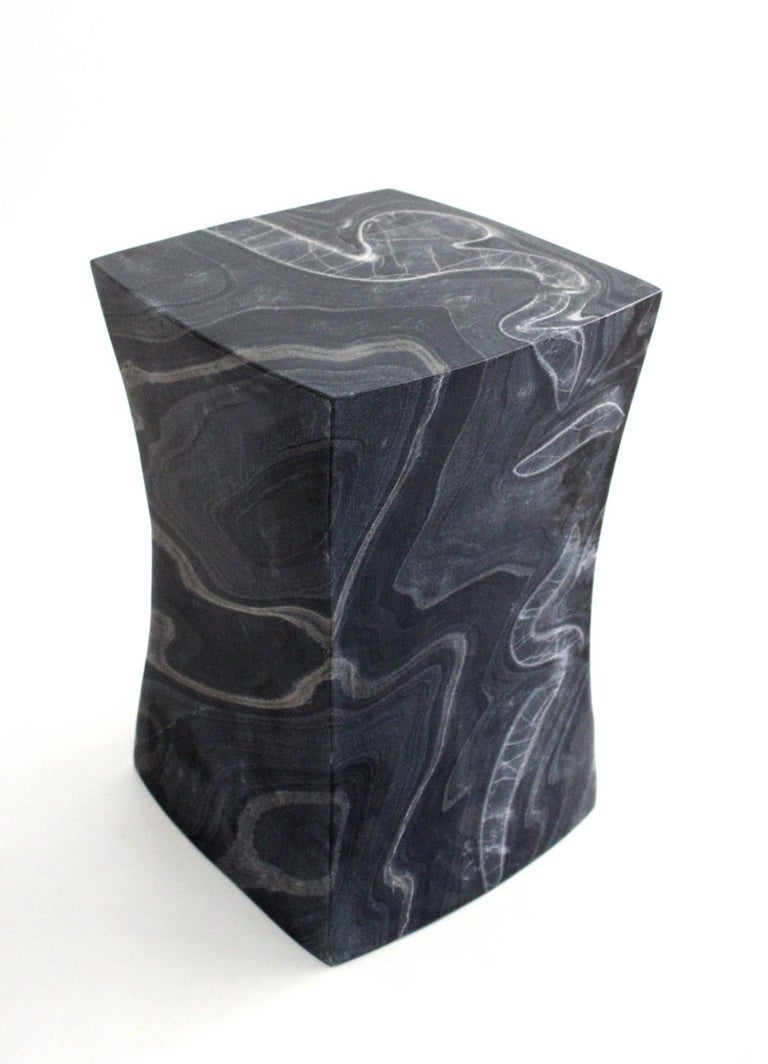 Other Jour Block Table by Paul Mathieu for Stephanie Odegard For Sale