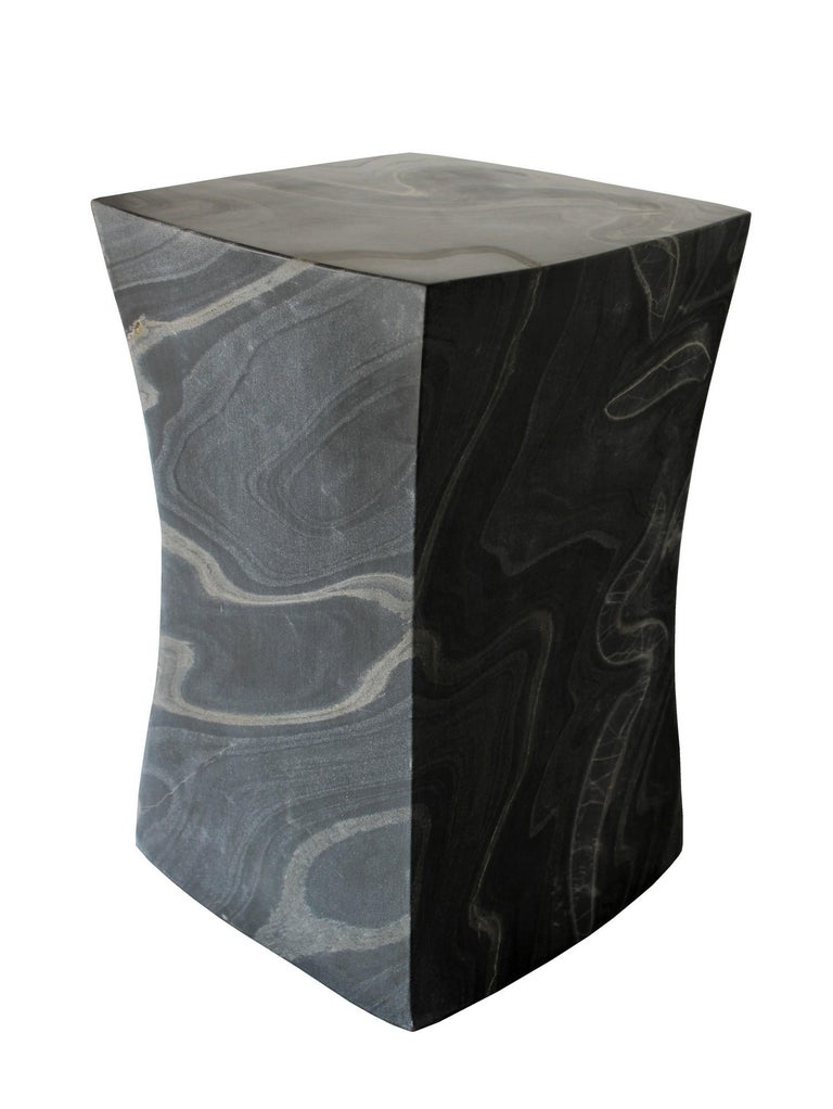 Jour Block Table by Paul Mathieu for Stephanie Odegard For Sale 1