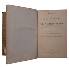 Journal of a Cruise among the Islands of the Western Pacific '1853'