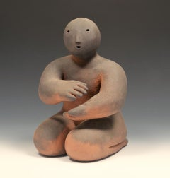 Sculpture, Joy Brown, Holding Energy
