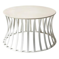 Joy White Coffee Table