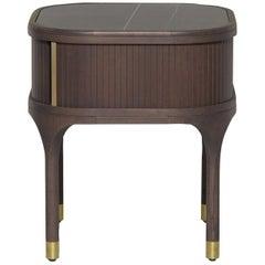 Joyce Bedside Table by Libero Rutilo