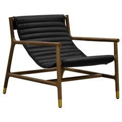 Joyce Lounge Chair by Libero Rutilo