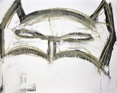 Pensato, Margate Batman, Lithograph, 2019