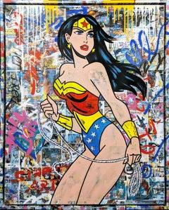 SUPER GIRL (WONDER WOMAN)