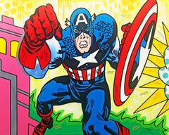 AMERICAN HERO (CAPTAIN AMERICA)
