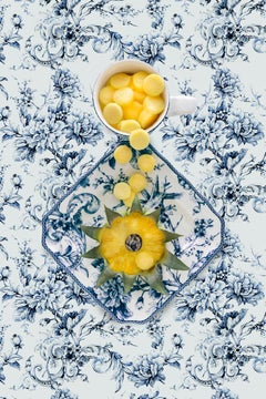 Adelaide Blue with Pineapple
