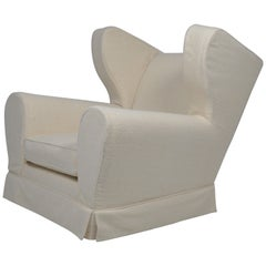 JPDemeyer Home Collection Wingback Lounge Chair