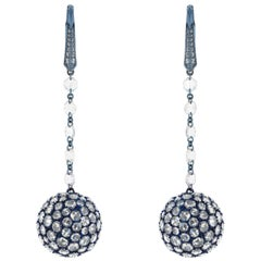 Titanium Dangle Earrings
