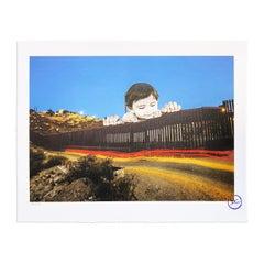 Giants, Kikito, September 6, 2017, 7.27 p.m., Tecate, Mexico // Street Art
