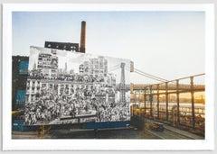 The Chronicles of New York City, Domino Park, USA  - Contemporary, 21st Century