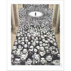 Inside Out, Au Pantheon, NEF, Paris, France, 2014