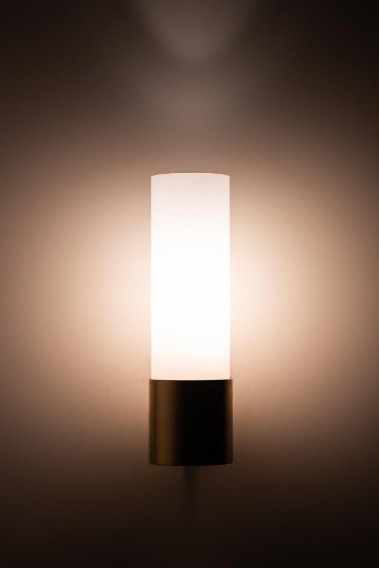 Danish Jørgen Bo Wall Lamps Model Sonet Produced by Fog & Mørup in Denmark For Sale