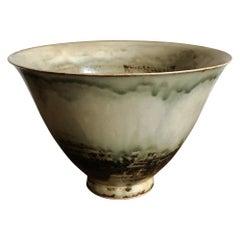 Jørgen Mogensen Scandinavian Ceramic Bowl for Royal Copenhagen, 1960