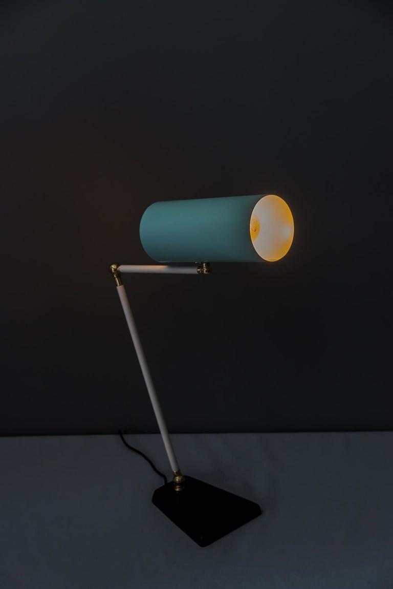 J.T. Kalmar Table Lamp, Vienna, circa 1960s For Sale 2
