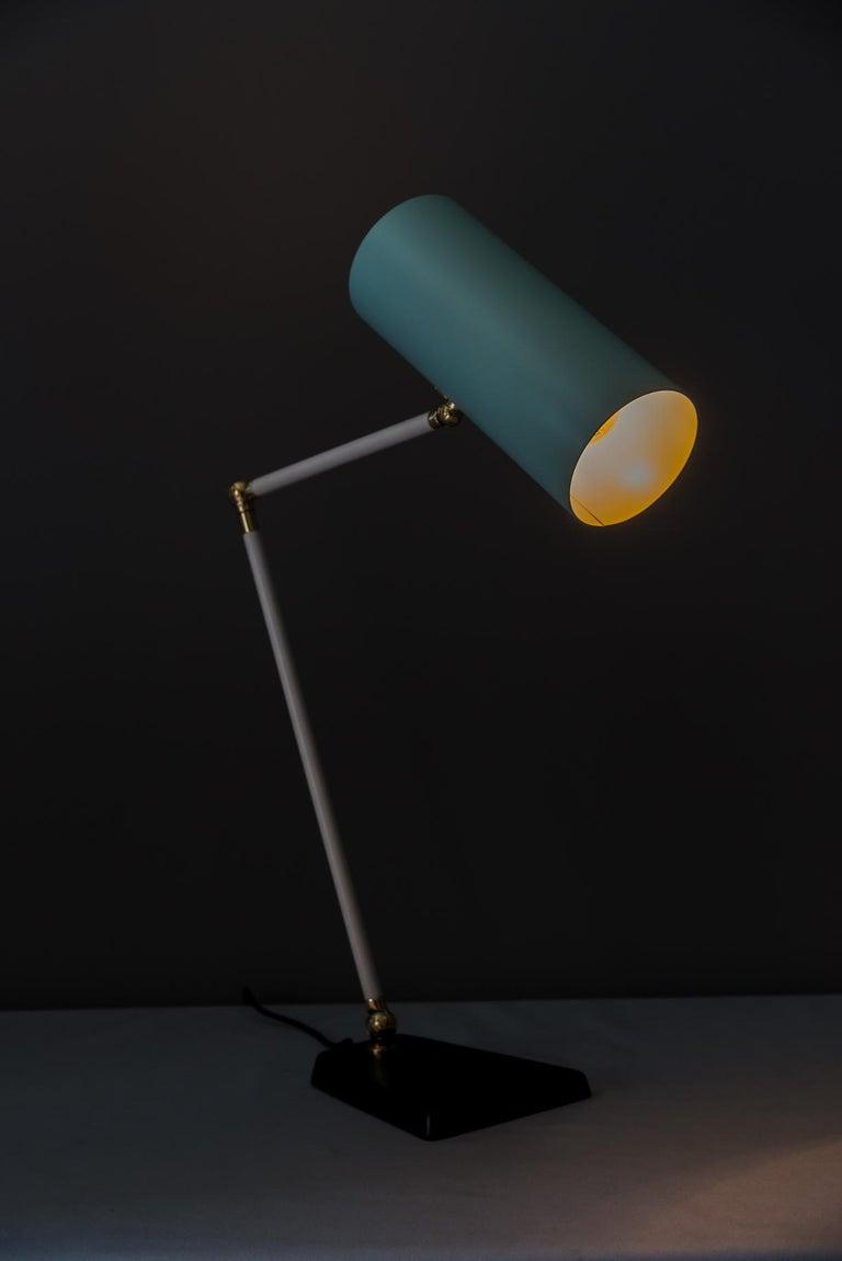 J.T. Kalmar Table Lamp, Vienna, circa 1960s For Sale 3
